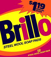 Brillo Box Package Colored 23 - Warhol Inspired
