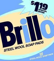 Brillo Box Package Colored 26 - Warhol Inspired