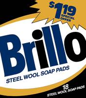 Brillo Box Package Colored 31 - Warhol Inspired