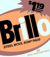 Brillo Box Package Colored 33 - Warhol Inspired