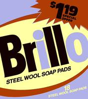 Brillo Box Package Colored 30 - Warhol Inspired