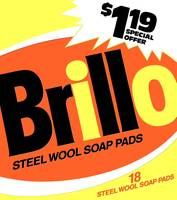 Brillo Box Package Colored 37 - Warhol Inspired