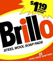 Brillo Box Package Colored 41 - Warhol Inspired