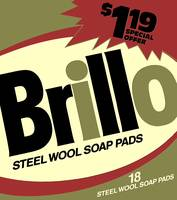 Brillo Box Package Colored 32 - Warhol Inspired
