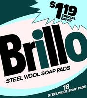 Brillo Box Package Colored 43 - Warhol Inspired