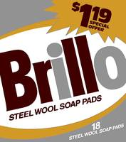 Brillo Box Colored 44 - Warhol Inspired