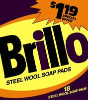Brillo Box Package Colored 39 - Warhol Inspired