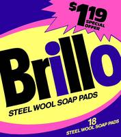 Brillo Box Package Colored 49 - Warhol Inspired