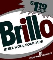 Brillo Box Package Colored 45 - Warhol Inspired