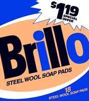 Brillo Box Package Colored 46 - Warhol Inspired
