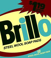 Brillo Box Package Colored 27 - Warhol Inspired