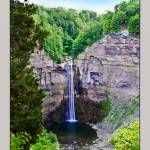 """Taughannock Falls"" by dbwalton"