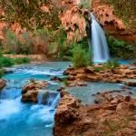 """Havasu Falls Landscape"" by robkroenert"