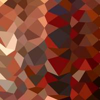 Dark Pastel Red Abstract Low Polygon Background