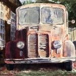 """Divco Truck"" by JoeyAgbayani"