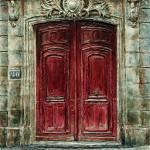 """Parisian Door No.20"" by JoeyAgbayani"