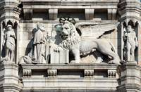 The Lion of Saint Mark