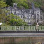 """Kylemore Abbey in Galway County, Ireland"" by FingerLakesPhotos"