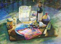 still life table top