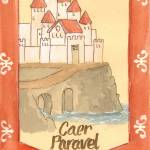 """Caer Paravel"" by Artpixie"