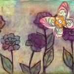 """Butterfly mixed media"" by Artpixie"