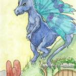 """Fairy Dragon"" by Artpixie"