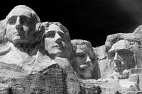 Darker Mount Rushmore