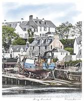 Dry Docked In Mallaig