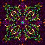 """Miasma Mandala (wm)_XL"" by richardhjones"