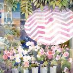 """Umbrella stripes"" by studiobythesound"