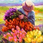 """""Abundance""  Tulip Time Top 20  Kelli"" by BCArt"