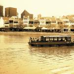 """Singapore River Vintage"" by sghomedeco"