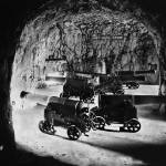 """The Galleries inside the rock of Gibraltar, St Geo"" by worldwidearchive"