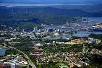 Bandar Seri Begawan From Above