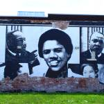 """MLK Jr. Mural by Alexander Austin 2 DSC_0717"" by TaylorMadeArt.US"