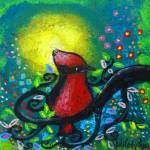 """Bird II~Early Riser"" by juliryan"