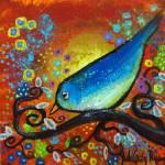 """Bird III~Days End"" by juliryan"