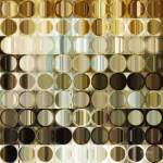 """Circles and Squares 41. Modern Abstract Fine Art"" by MarkLawrence"