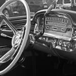 """1959 Ford Galaxie Cockpit"" by Automotography"