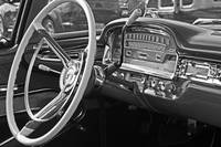 1959 Ford Galaxie Cockpit