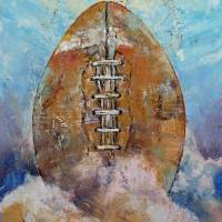 """Football"" by Michael Creese"