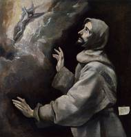 El_Greco_-_Saint_Francis_Receiving_the_Stigmata_-_