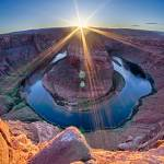 """horseshoe bend"" by digidreamgrafix"