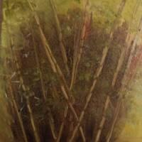 bamboo2 Art Prints & Posters by Arlen Avernian Thorensen