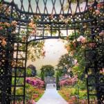 """""""Garden Gazebo"""" by JessicaJenney"""