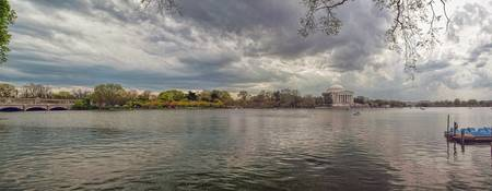 A View Of the Tidal Basin