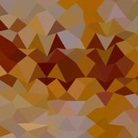 Mikado Yellow Abstract Low Polygon Background