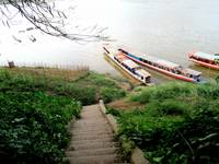 mekong long boats