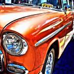 """Cuba Taxi"" by brianraggatt"