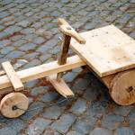 """Wooden toy car"" by gavila"